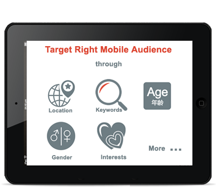 Target Right Mobile Audience